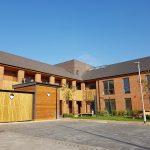 Social Housing development - Seamans Builders Suffolk
