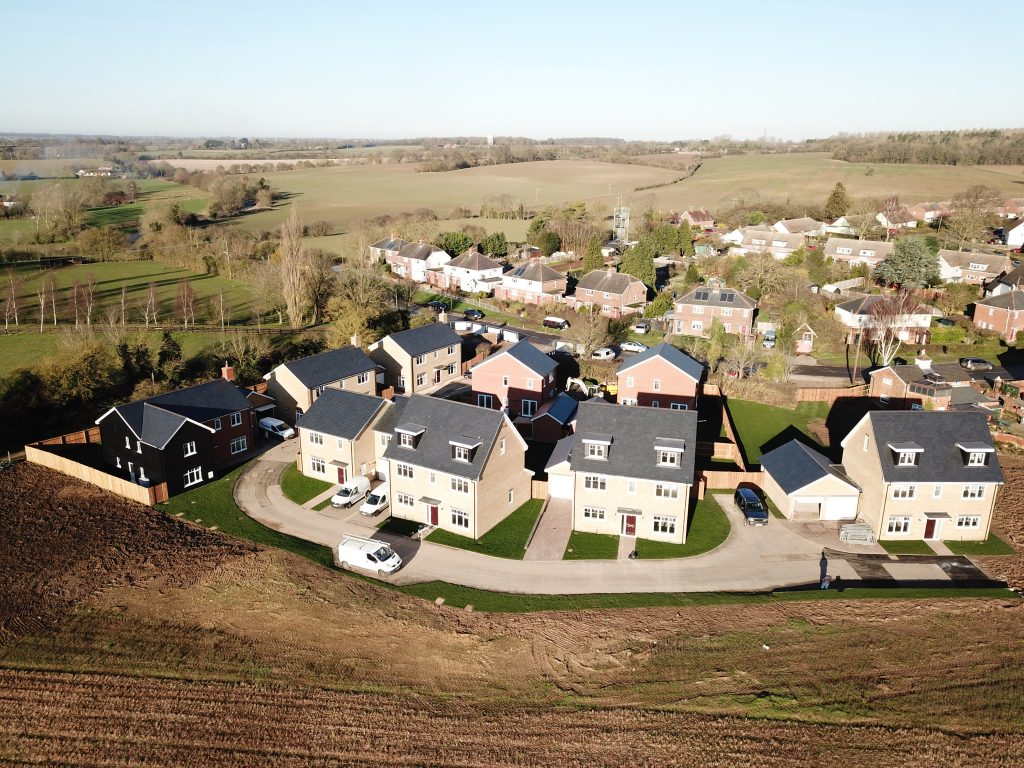 Housing Development New Home Builder Suffolk
