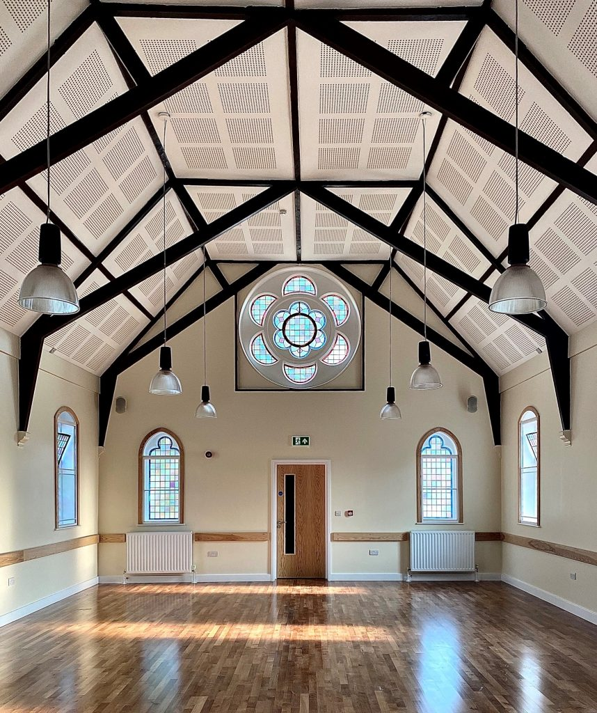 Refurbishment of Wesley Chapel ELmswell, Suffolk