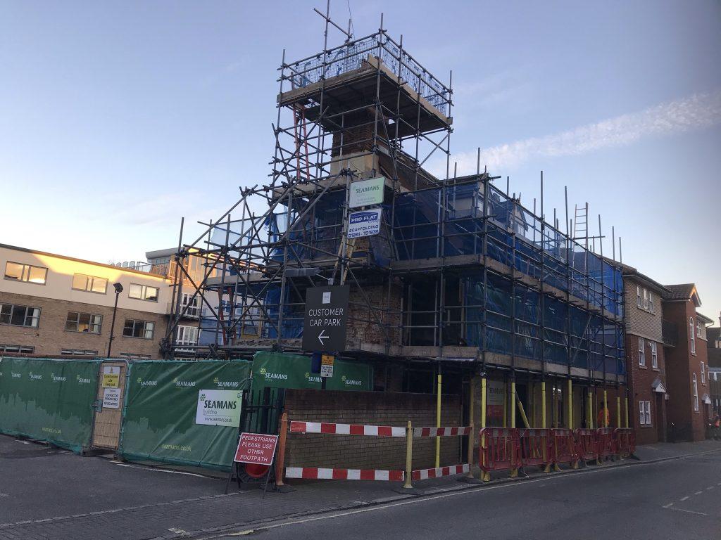 House Renovation Bury St Edmunds